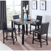 BestMasterFurniture Counter Height Dining Table