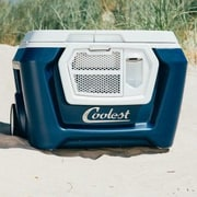 Coolest 55 Qt. Cooler; Blue