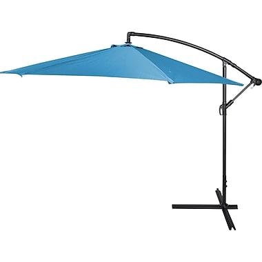 Trademark Innovations 10' Cantilever Umbrella; Teal