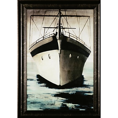 Art Effects 'Under Bow' Framed Painting Print