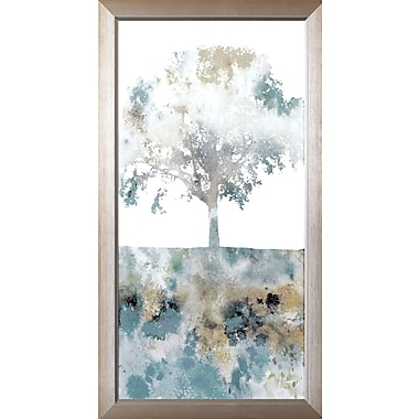 Art Effects 'Water Tree I' Framed Graphic Art Print