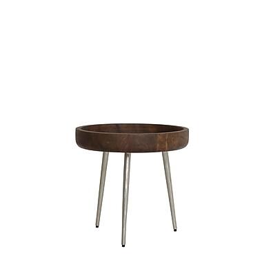 LightLiving Caluma Wood End Table