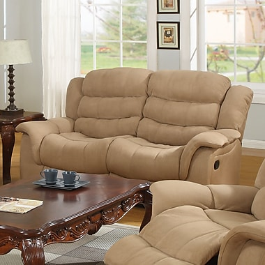 Flair New Orleans Recliner Loveseat