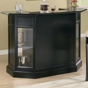 Darby Home Co Anselm Bar w/ Wine Storage