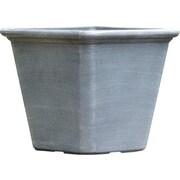 Griffith Creek Designs Aspen Ceramic Pot Planter; 10.4'' H x 9.5'' W x 9'' D