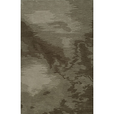 Dalyn Rug Co. Delmar Hand-Tufted Taupe Area Rug; 3'6'' x 5'6''