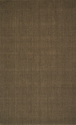 Bayou Breeze Dionne Hand-Tufted Fudge Area Rug; Rectangle 9' x 13'