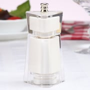 Chef Specialties Kate Pepper Mill/Salt Mill; White