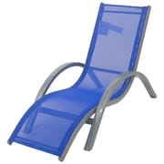 Redmon for Kids Beach Baby  Kids Chair; Blue