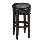Beringer 30'' Swivel Bar Stool; Espresso