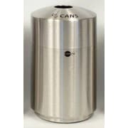 Toledo Metal Spinning Can Label for 39 Gallon Receptacle