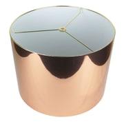 Urbanest Classic 14'' Drum Lamp Shade; Copper