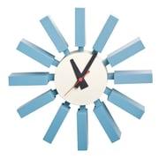 Mod Made 3'' Spoke Clock; Blue