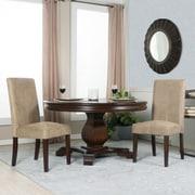 Starfish Roanoke Microfiber Side Chair (Set of 2)