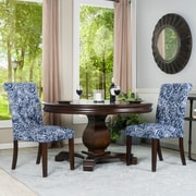 Starfish Pacific Tufted Side Chair (Set of 2)