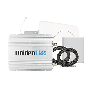 Uniden® U65 Cellular Signal Booster Kit (006-601-651)