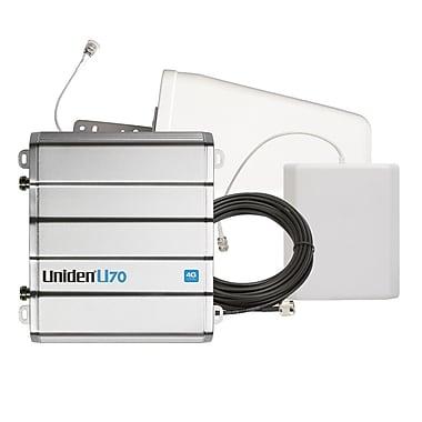 Uniden® – Trousse d'amplificateur de signal cellulaire U70 4G (20204G-601-651)