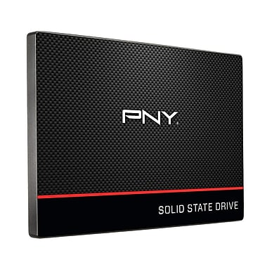 PNY - Disque SSD interne CS1311, 2,5 po, 120 Go (SSD7CS1311-120-RB)