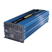 Power Bright – Convertisseur continu-alternatif 12 volts PW6000-12, 6000 watts