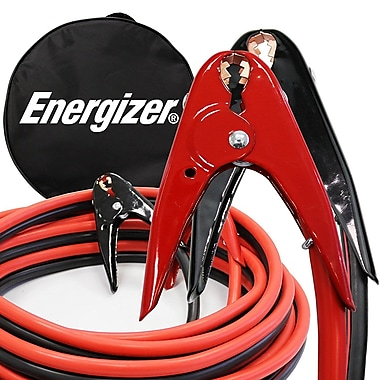 Energizer ENB125 1 Gauge 25 Foot Jumper Booster Cables