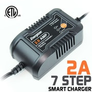 Energizer ENC2A 2 Amp Battery Charger and Maintainer