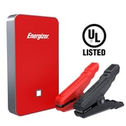 Energizer ENX8K-R 7500mAh UL Listed Lithium Jump Starter, Red