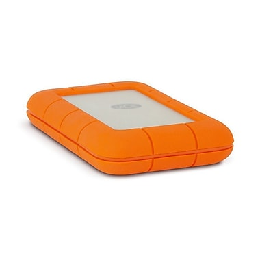 LaCie - Disque dur mobile Rugged Thunderbolt, 1 To (STEV1000400)