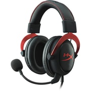 HyperX Cloud II Gaming Headset, Red (KHX-HSCP-RD0)