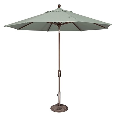 SimplyShade Catalina 9' Market Umbrella; Sunbrella / Spa