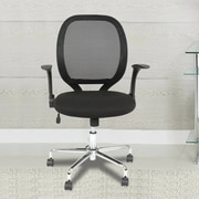 Innovex Arlington Mid-Back Mesh Desk Chair