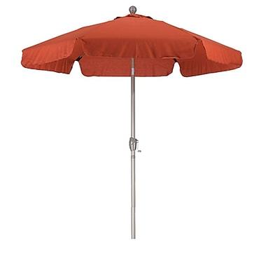 Buyers Choice Phat Tommy 9' Drape Umbrella; Marina Blue