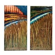 Essential Decor & Beyond Reeds Painting Print
