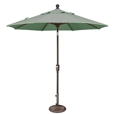 SimplyShade Catalina 7.5' Market Umbrella; Sunbrella / Spa