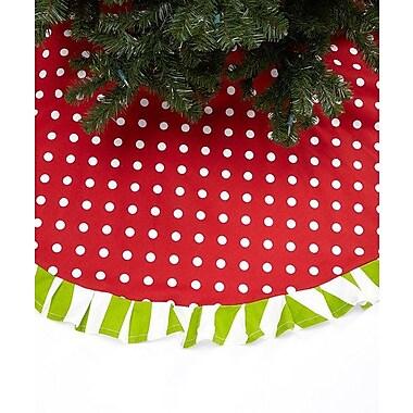 Caught Ya Lookin' Ruffle Tree Skirt