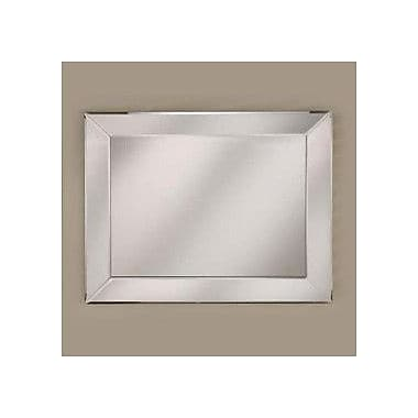 Afina Radiance Wall Mirror; 24'' x 30''
