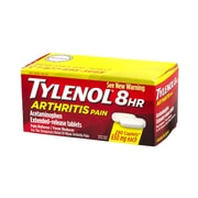 Tylenol 8-Hour Arthritis Pain Extended-Release Tablets, 650mg, 290 Count