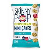 Skinny Pop Popcorn Mini Cakes Sea Salt, 13 oz