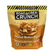 Road Crew Crunch Peanut Butter Pass Snacking Clusters, 16 oz