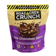 Road Crew Crunch Dark Chocolate Detour Snacking Clusters, 16 oz