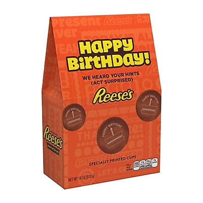 Reese's Birthday Peanut Butter Cups, 18 oz 2678509