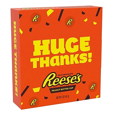 Reese's Giant Peanut Butter Cup, 5 Ounce (Pack of 3)
