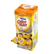 Coffee-Mate Singles Hazelnut, 50 Count, 4 Pack