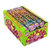 Cry Baby Sour Bubble Gum, 9 Count, 24 Pack