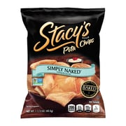 Stacy's Pita Chips Simply Naked, 1.5 oz, 24 Count