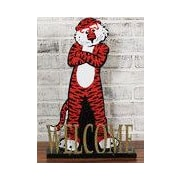 HensonMetalWorks Auburn University Mascot Welcome Sign