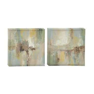 Cole & Grey 'Wandering' Painting Print on Canvas