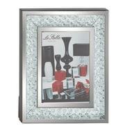 Cole & Grey Wood Mirror Photo Frame