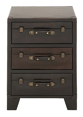Cole & Grey 3 Drawer Accent Cabinet WYF078278967616