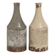 Cole & Grey Ceramic Vase (Set of 2)