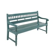 Cole & Grey Wood Entryway Bench